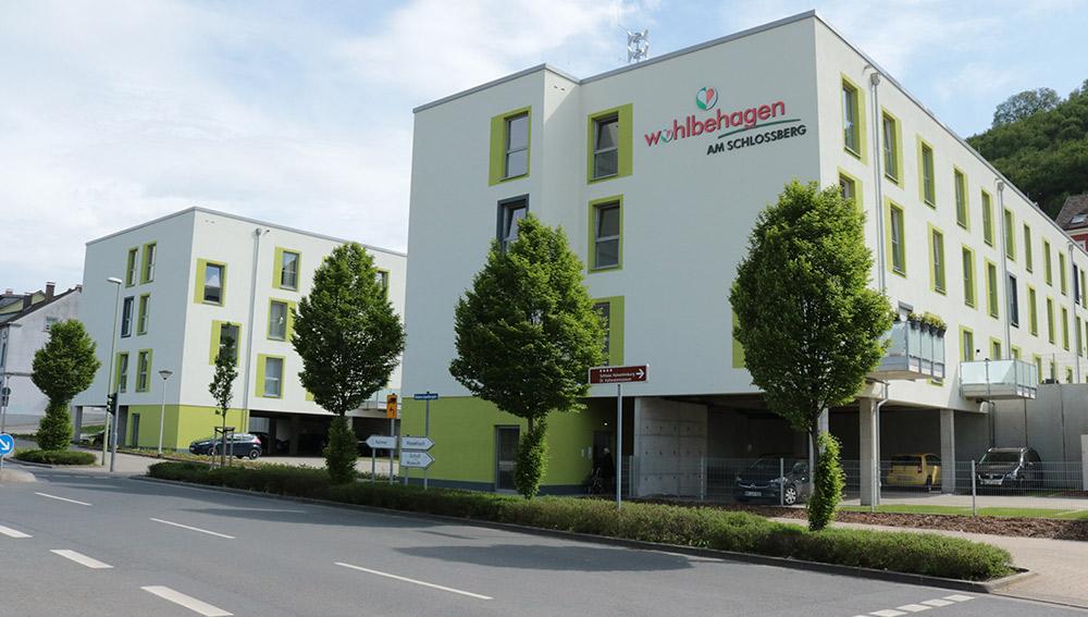 Wohlbehagen am Schlossberg in Hohenlimburg